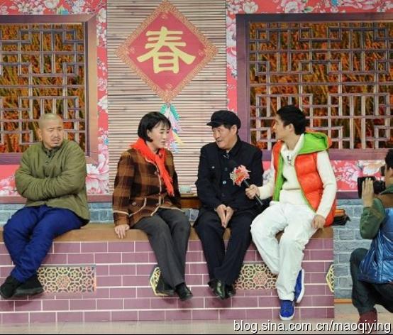 赵本山让互联网和广电网看到前景 - 毛启盈 - 毛启盈的博客