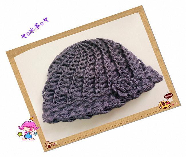 给婆婆的爱--帽子 - 一沙一世界 - 一沙一世界的博客