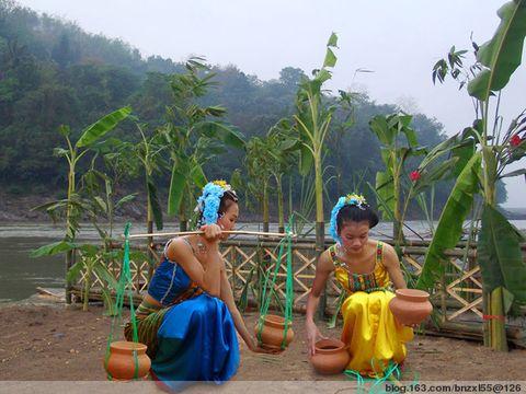 引用 记2008年泼水节取水仪式 - 坎坎 - 坎外人