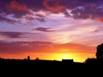 爱的传奇 —— 太阳与大地