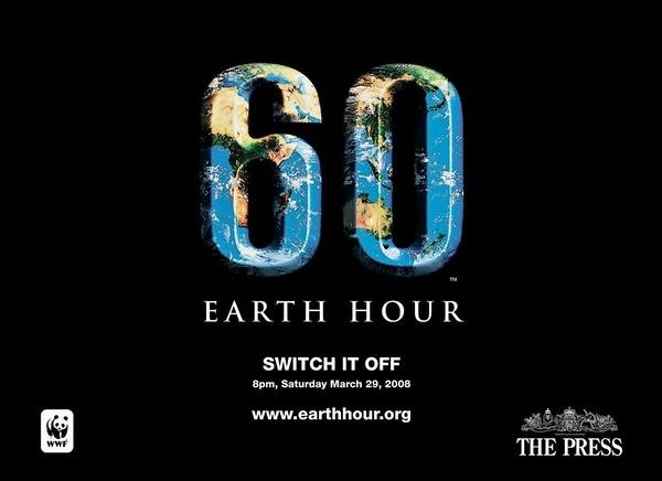 地球一小时 关于环保 来自豆瓣 - happy - 蝴蝶的颜色