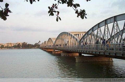 76 土耳其 埃迪尔内 的 古 桥 梅里 奇 河 桥