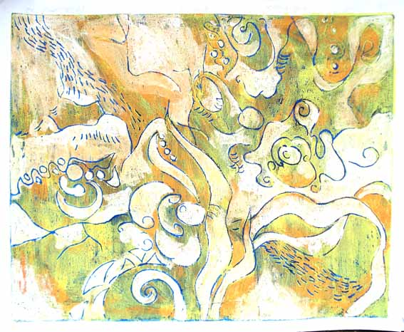 小试--06年圣诞《玫瑰物语》 - 会笑的蜻蜓 - 会笑的蜻蜓