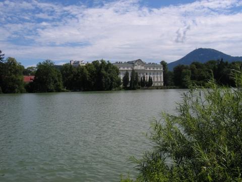 In Salzburg - 书琴 - 书琴的博客