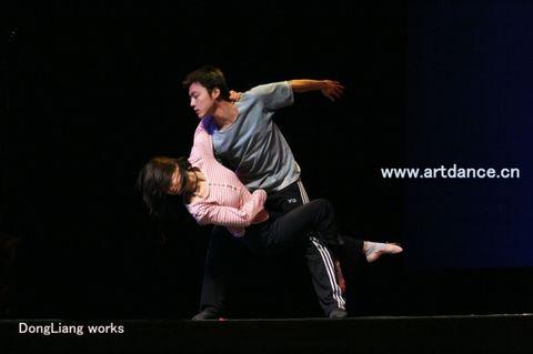 (原创)创作要赢在选材——参加学院教学成就展演活动后的感悟 - 使者--李堂吉诃德白 - 中国舞蹈联盟系列博客 ——说舞