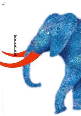 国际竞赛之-2007 年中国台湾国际海报设计褒奖--------------------------------------------------------------------------------------------------------------------------------------------------------------------- - 巩辰-桌子下面 -