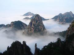 深涧飘荡(原创) - 雾山上来客 - 雾山上来客博客