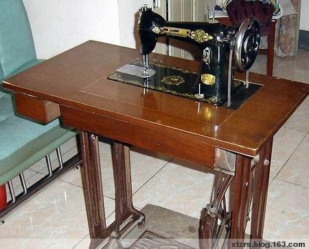 【散文】我家的缝纫机 - 湛汝松 - 新塘拾贝