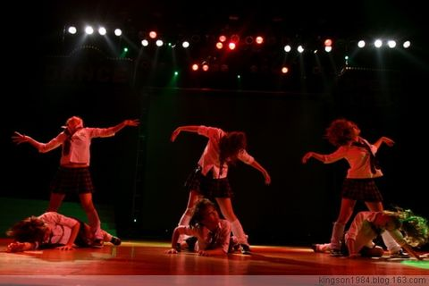 speed十周年街舞盛典 - Kingson - Kingson视角