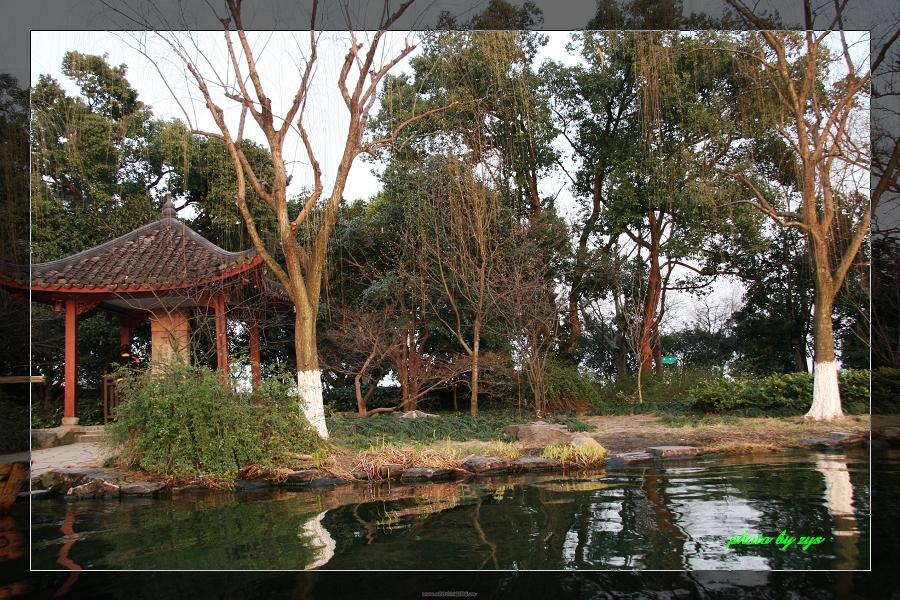 六桥烟柳云水间【原】 - 自由诗 - 人文历史自然 诗词曲赋杂谈