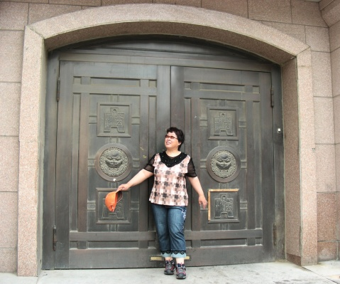 我眼中的大连中山广场 - 人淡如菊 - 人淡如菊的博客