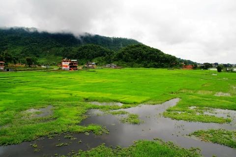 游荡在山国-尼泊尔(向往中的博客拉) - 让心去旅行 - 心的旅程