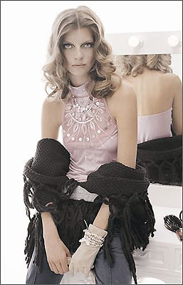 2004秋冬时尚及2004冬季奢华经典 - 若水如月 - 若水如月----