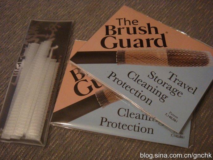 Make Up Show MUS VS The Brush Guard 化妝刷保護套質量比拼 - 小住住 - 住住美妝瘦身分享 (網易版)