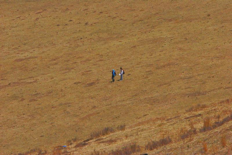 《[原创摄影] 蓝色开空、金色草原—红原行(下)》 - 阿剑 - 阿剑的博客
