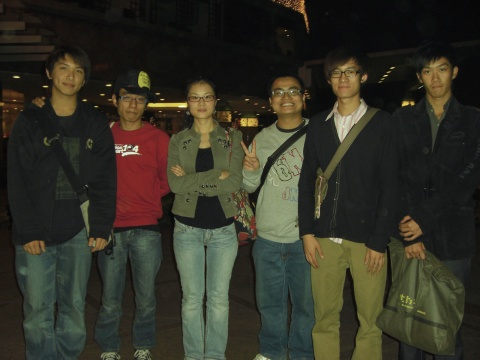 20081202的聚会 - sophia - sophia 的卜