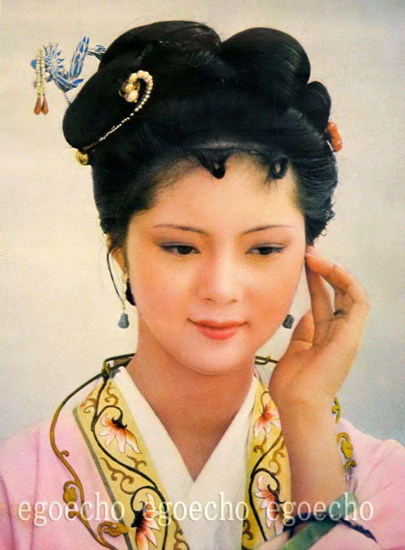 87版红楼梦演员秦可卿素颜照