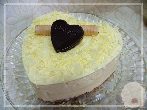 不用烤箱做的巧克力慕司蛋糕 - 快乐的猪 - 一个小女人的幸福生活