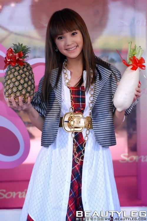[MM]今日女孩---可爱教主楊丞琳㈡ - 玩美掌门 - Perfect Girls