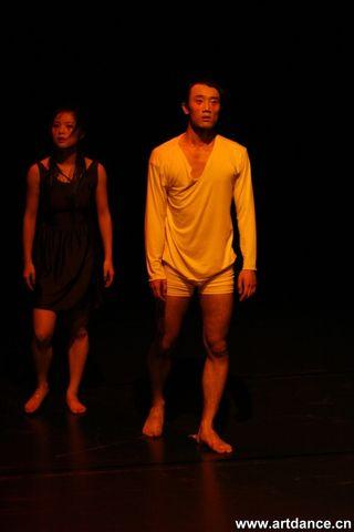(推精组图)那一刻,永恒的释放——现代实验舞台艺术的亲身践行6(原创) - 使者--李堂吉诃德白 - 中国舞蹈联盟系列博客 ——说舞