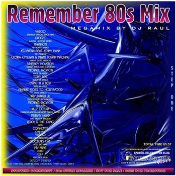 DJ Raul - Remember 80s Mix Vol.01 [2009] - 意大利铁匠 - 分享劲爽节奏--XINBO21