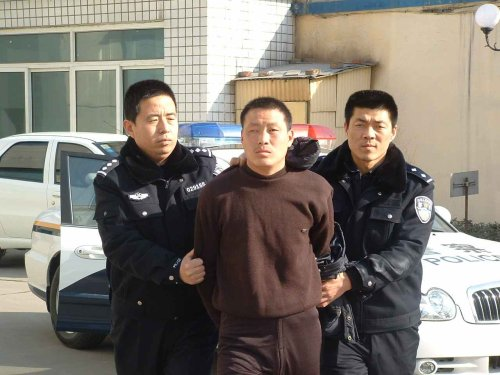邢台巡警特警抓获一名网上通缉犯 - xt5999995 - 赵文河的博客