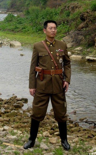 军人的孤独 - 景军 - 正气与浑雄——为您展示男人的世界