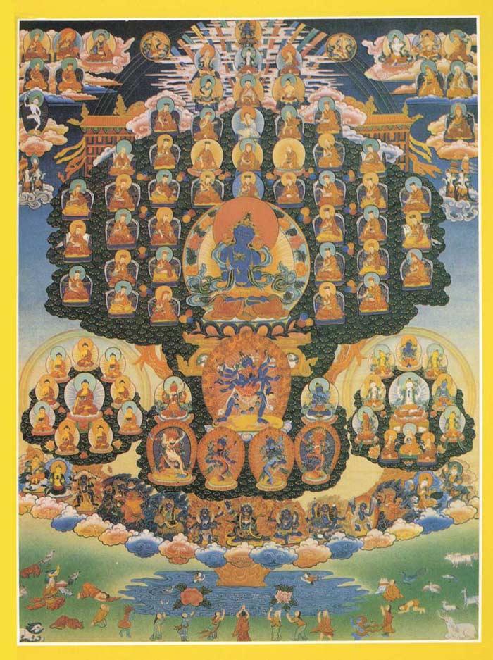 噶玛噶舉傳承皈依境 - 周文 - 佛眼看商道