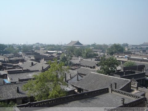 2008我的旅游年(山西平遥古城) - zhangjianying329 - 心静如水