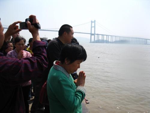 09年3月15日 观音诞 虎门放生 - 阿德 - 深圳放生