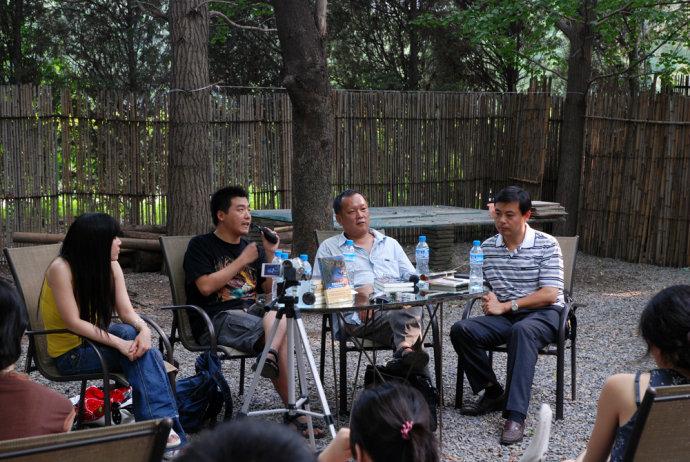 今天参加科学松鼠会的活动 - 刘兵 - 刘兵的博客