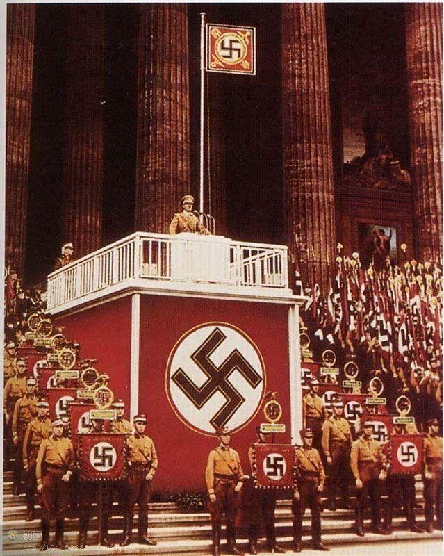 枭雄希特勒 - 惜薪司 - 惜薪司的博客