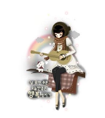 (原)歌唱的女孩 - 绿野仙踪 -