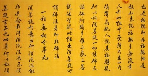 小楷《金刚经》长卷2 - 苏泽立 - 苏泽立的博客