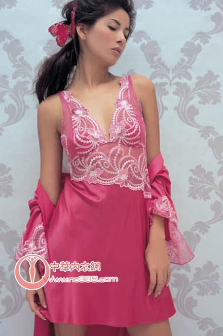 华丽性感睡衣打造新娘的娇媚风情 - 招财锋 - 招财锋的博客