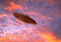 """克罗地亚沿海居民拍到""""不明飞行物""""(图) - 外星人给地球的忠告*2012年真的会发生 - UFO外星人不明飞行物和平天使2012"""