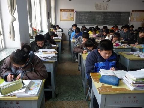 """今天中午教室""""起火"""" - 无敌大发 - 潍坊广文中学大发"""