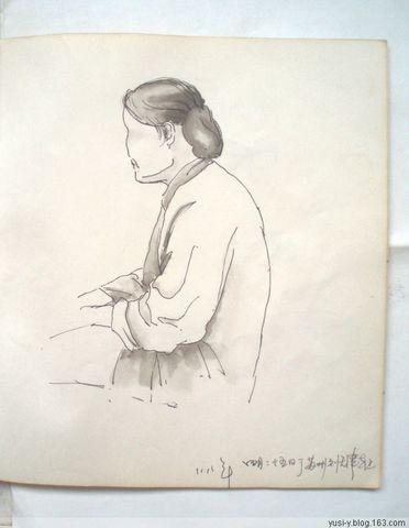【原创】调整过的二十年前的写生(有两张是近年的苏州写生) - yusi-y - yusi-y的博客