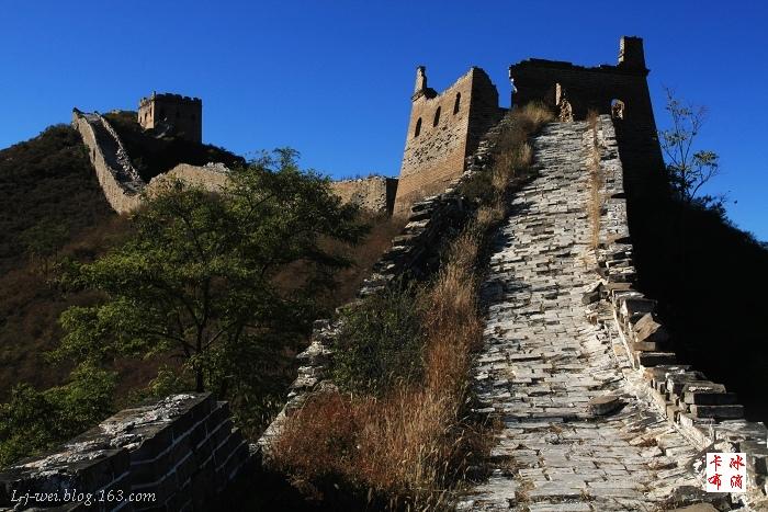 司马台-中国长城之最(原创摄影) - 冰滴卡布 - l-j-wei的个人主页