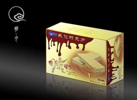 食品包装【原创】 - 明月 - 明月艺术。只为优质服务