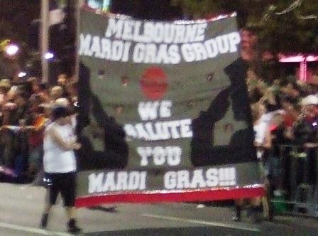 Mardi Gras! Mardi Gras! - 老虎闻玫瑰 - 老虎闻玫瑰的博客