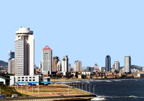 海滨城市: 烟台 - MING - MING-BLOG