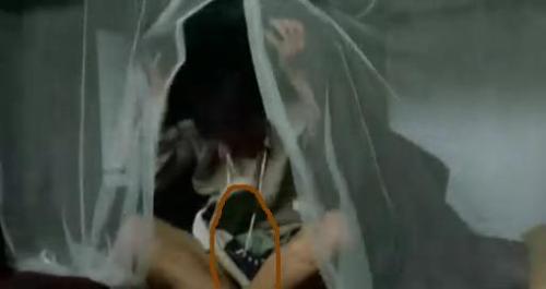 在刘家良的《醉猴》里发现了匡威帆布鞋 - sololau - 无知者无畏