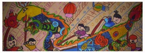 2008年12月28 - 童心飞扬 - 童心看世界