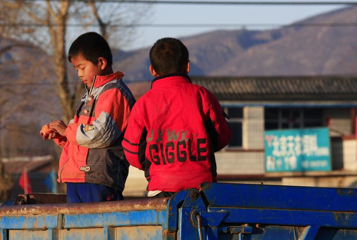 (原创摄影)农民的儿子 - 刘炜大老虎 - liuwei77997的博客