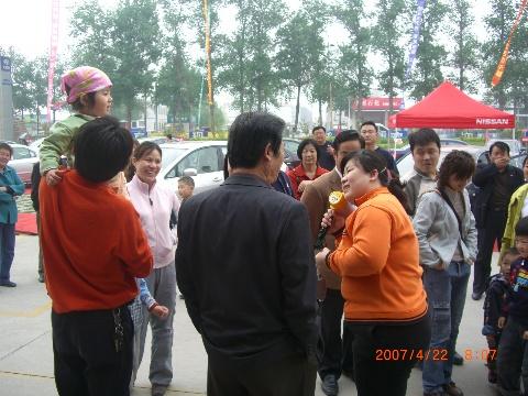 北京现代车友会自驾游高清图片