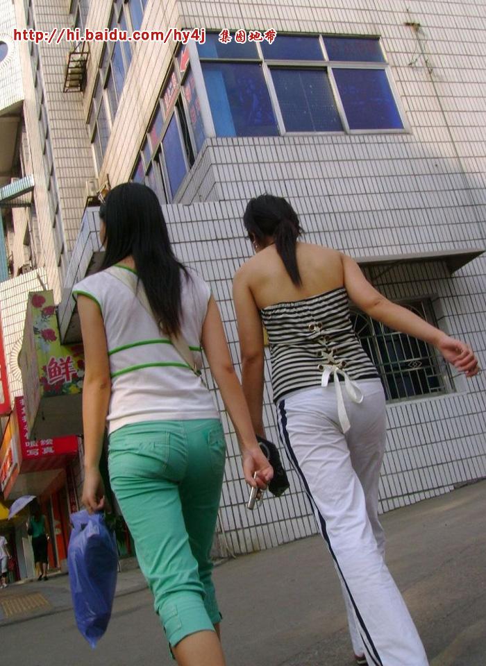绿裤紧臀MM  - 源源 - djun.007 的博客