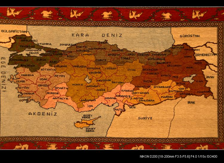 亦古亦今的土耳其人 - 西樱 - 走马观景