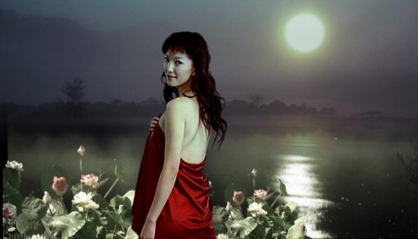 荷塘月色[音画欣赏] - wangweihong315 - 红叶博客