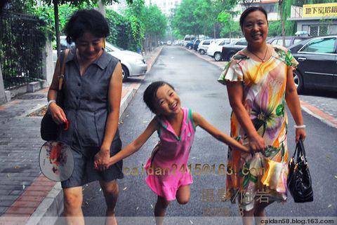 [原创】女儿:我为你自豪和骄傲!----记唱响奥运会第一首歌的我的干女儿林妙可 - caidan58 - 陆岩的博客